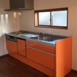 中央市 2LDK 19坪 #かわいい  #キッチンかわいい