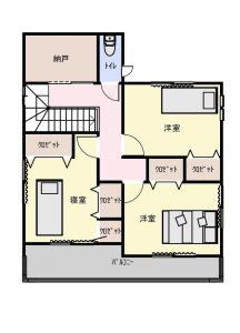 最終価格!【2,648万円】甲斐市万才5号モデルハウス