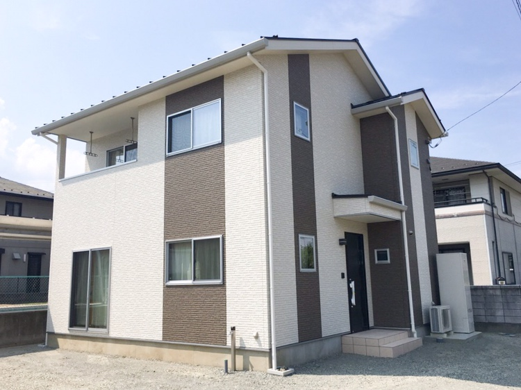 富士川町 4LDK 33坪 #広々ウォークインクローゼット