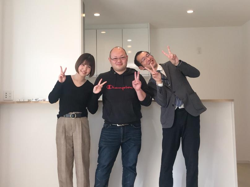 石塚さんに出会っていなければマイホームを購入していなかったかもしれません。